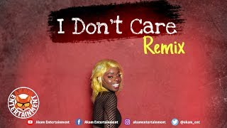 Diiverse - I Don't Care (Remix) May 2019