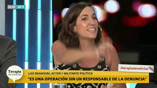 Luis Brandoni responde a la denuncia en su contra por la marcha de Nisman