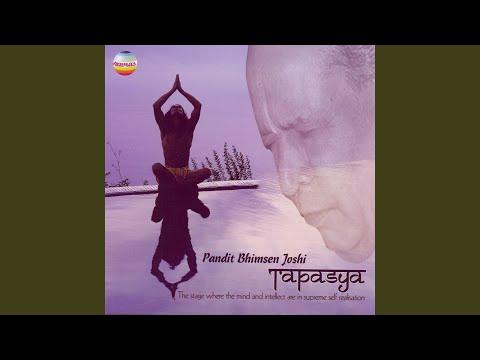 Bhajan - Bhajan in Raga Bhairavi in drut teentaal - Jo bhaje hari ko sada