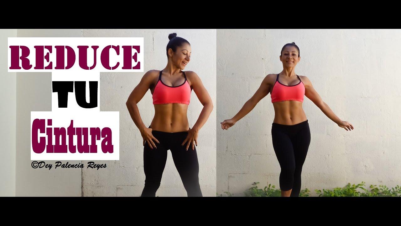 Videos ejercicios para adelgazar cintura abdomen