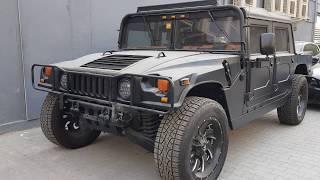Hummer H1 review (Urdu)