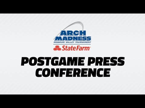 Arch Madness Postgame Press Conference - Game 4