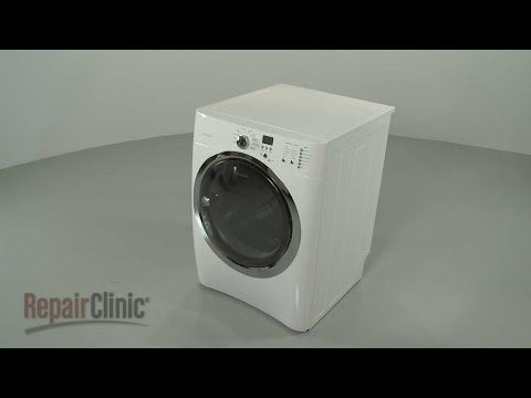Electrolux Dryer Disassembly