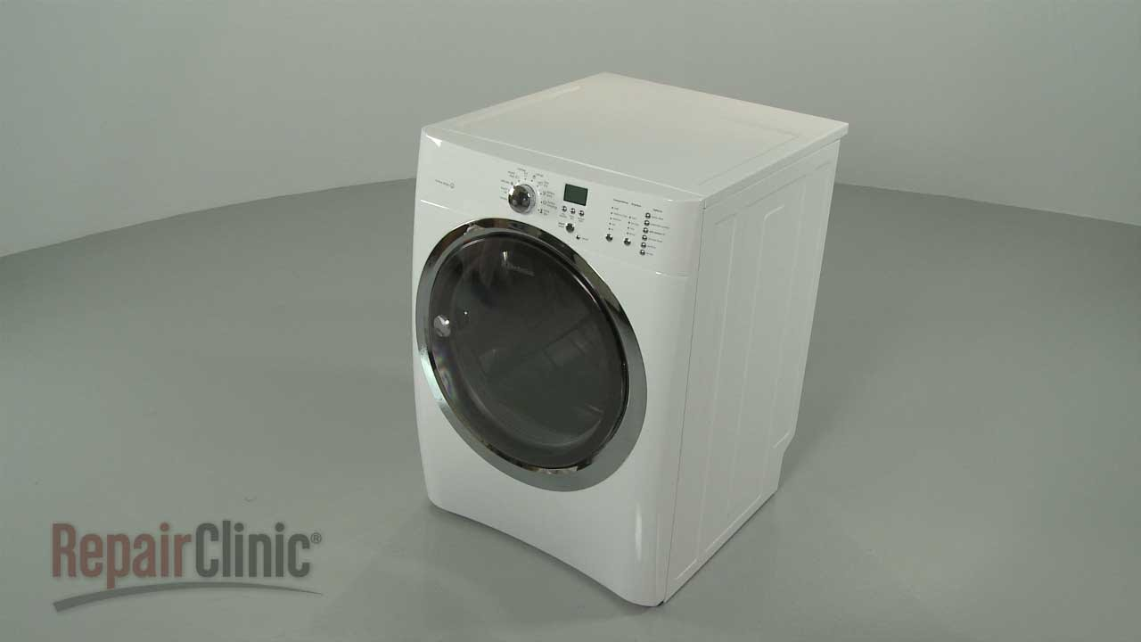 Electrolux Electric Dryer Disassembly