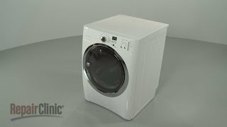Electrolux Electric Dryer Disassembly – Dryer Repair Help - YouTubeYouTube