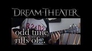 Download lagu 7 Odd Time Dream Theater Riffs