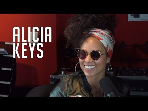 "Alicia Keys Supports Ayesha Curry Game 6 Twitter Reaction + Talks New Song ""Hallelujah"""