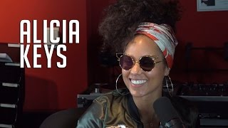 """Alicia Keys Supports Ayesha Curry Game 6 Twitter Reaction + Talks New Song """"Hallelujah"""""""