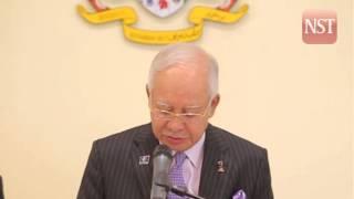 No plans for capital control, ringgit peg: PM Najib