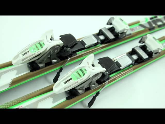 2013 Volkl RTM84 Ski Review - OnTheSnow Frontside Editors' Pick
