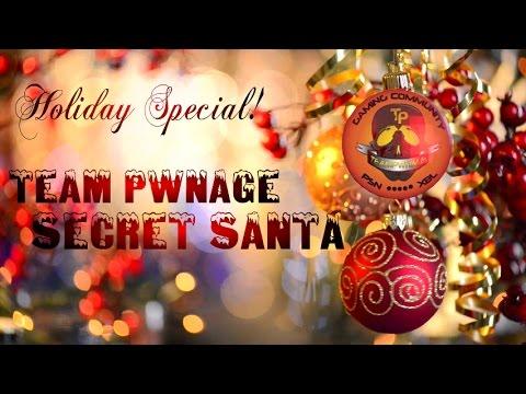 Team Pwnage Secret Santa 2016 - #TPwnSecretSanta