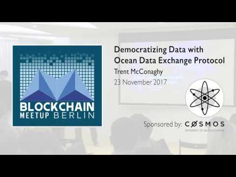Democratizing Data with Ocean Data Exchange Protocol