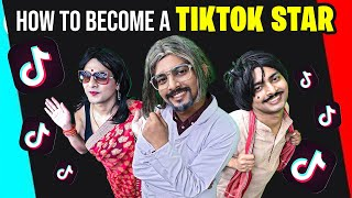 HOW TO BECOME A TIKTOK STAR | Youtube vs Tiktok | Aashqeen