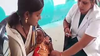 Hepatitis Vaccination | Baby vaccination | Tikakaran geet | #HWCDATANKHA |