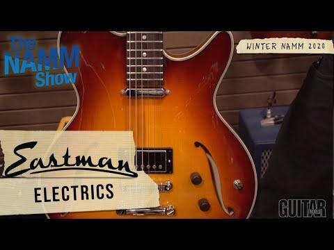 Winter NAMM 2020: Eastman