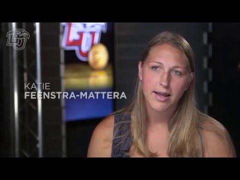 Liberty Women's Basketball Feature: Katie Feenstra