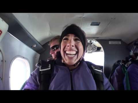 Skydive Orange Virginia Tandem Skydiving by Lambert - Natasha Boddie