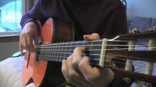 El Porompompero (Spanish Guitar)