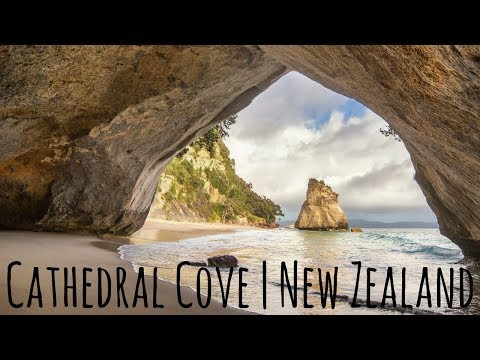 CONQUERING CATHEDRAL COVE | NEW ZEALAND