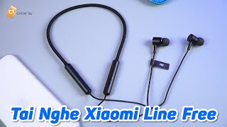 Tai Nghe Bluetooth Xiaomi Line Free - Chất Âm Tốt, Hỗ Trợ Codec Aptx, Cảm Giá Đeo Cực Tốt!