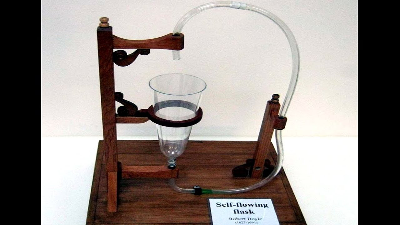 e5c78e3b718 Experiments with Self-Flowing Flask - YouTube
