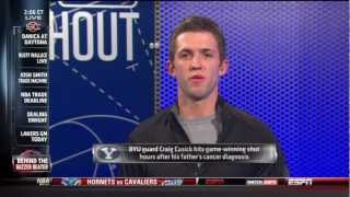Craig Cusick on SportsCenter (2/20/13)