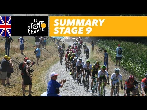 Summary – Stage 9 – Tour de France 2018