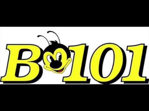 Chris Caldwell B-101 (WBEB) Philadelphia 1993