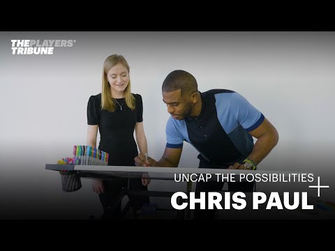 Behind Chris Paul's inspiration to give back | Uncap the Possibilities