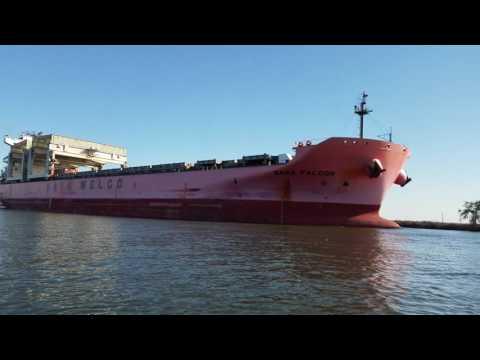 SEADOO VS TANKER SHIP
