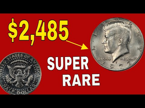 Super Rare Half Dollars Worth Money! Valuable NO FG Kennedy Half Dollars To Look For!
