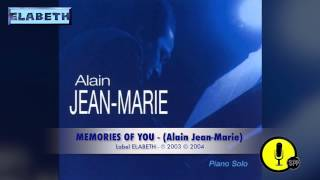 MEMORIES OF YOU - That's What... - Alain Jean-Marie - 2003/2004