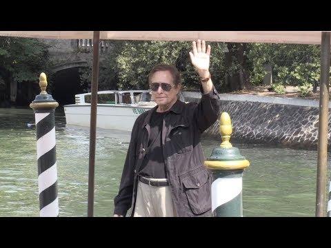 Legendary director William Friedkin arriving in Venice for the Film Festival