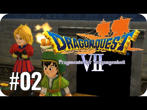 Generate Audienz beim König • #02 • Let's Play Dragon Quest VII Deutsch • Preview Snapshots
