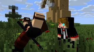 KEMATIAN RANGGA !!! | Teaser Trailer Animasi 4 Brother Eps 5 Minecraft Indonesia | Remake By me