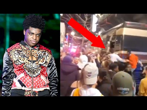Kodak Black Missing & Fans Mad Over Cancelled Show