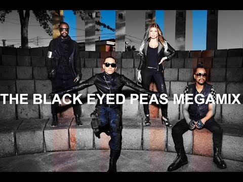 The Black Eyed Peas - Megamix 2016 (20 Years of BEP)