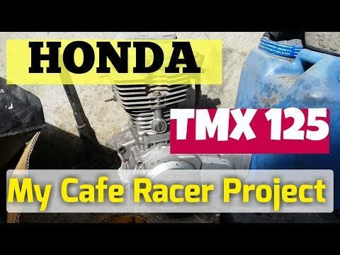 Cafe Racer Preview | My Honda TMX 125 Project