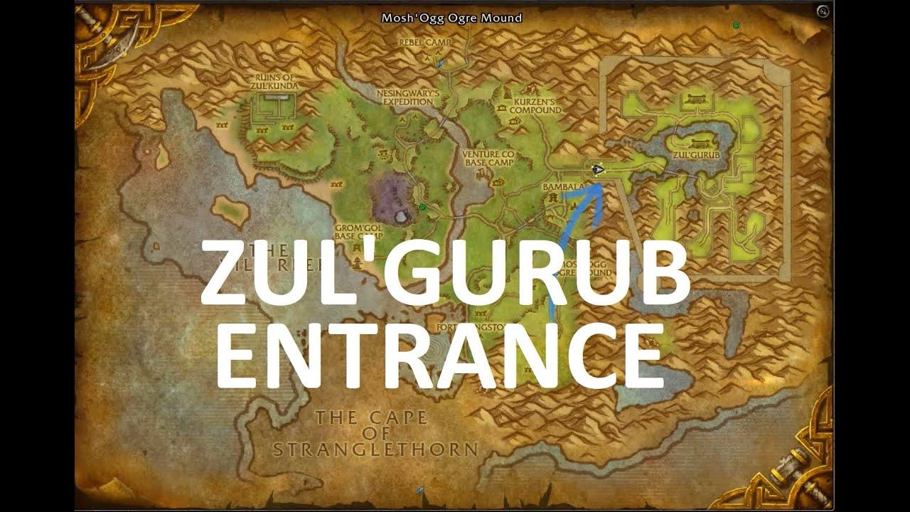 Zul Gurub Entrance