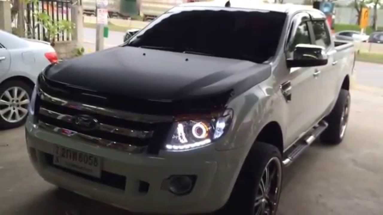 Ford Ranger 2013 Projector Tf Xenon 6 000 K By Bb