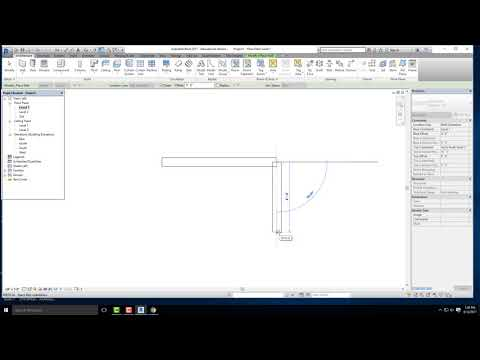 01 Revit 2018: The Residence Part 1: Tutorial: Intro to Revit