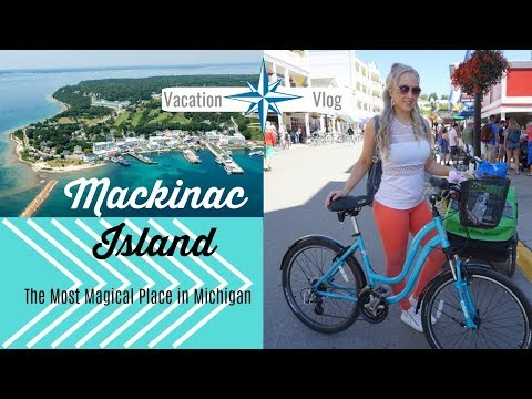 Mackinac Island | The Most Magical Place in Michigan