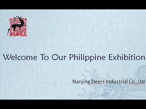Philippines Marine 2017  Nanjing Deers