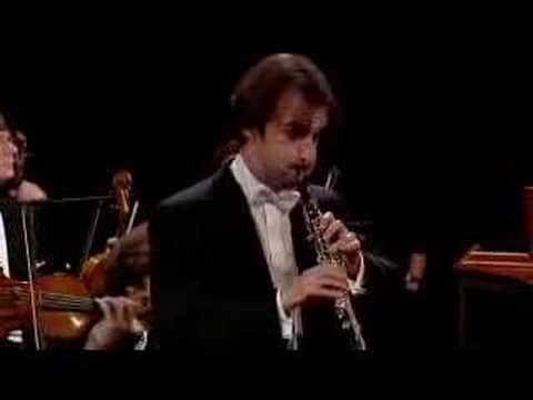 Oboe concerto by C. P. E. Bach / Stefan Schilli, oboe