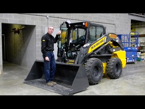 Product Spotlight: Hand Control Option for New Holland 200 Series Skid and Compact Track Loaders