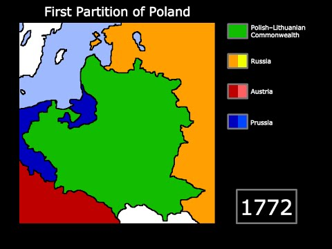 partition of the polish lithuanian commonwealth essay From my sources for the period of the polish-lithuanian commonwealth, partitioned by russia, prussia, and austria between 1772-1795, court records indicate that, with some exceptions, jews spoke polish.