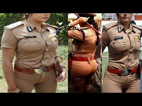 भारत की सबसे जाबाज़ और खूबसूरत IPS महिलायें    India's Most Beautiful Women IPS Officers