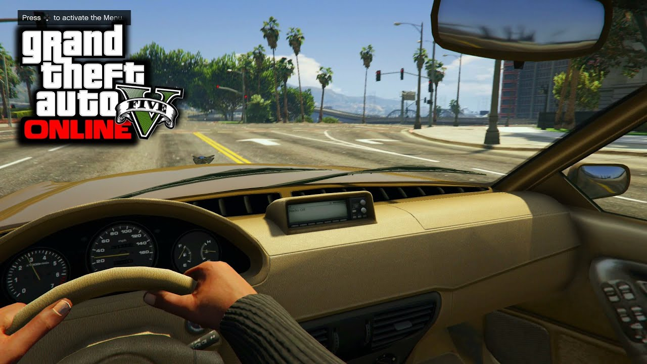 Gta All Sedans Interior Showcase Gta V First Person