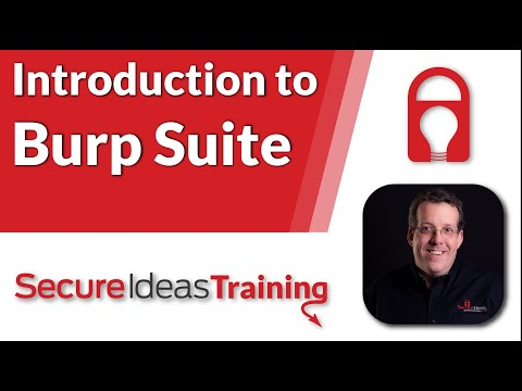 Introduction to Burp Suite