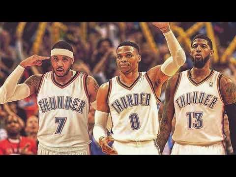 OKC Thunder the worst Big 3 in NBA history
